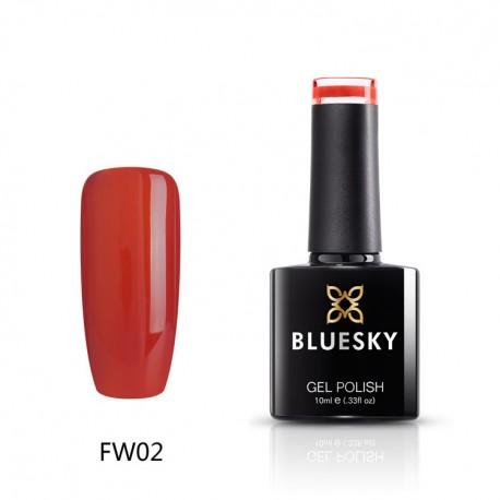 Esmalte permanente BLUESKY FW 02