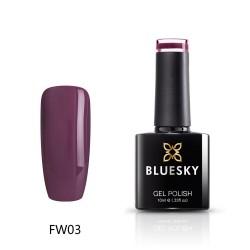 Esmalte permanente BLUESKY FW 03
