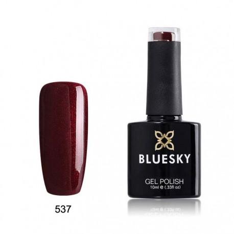 Esmalte permanente BLUESKY 537