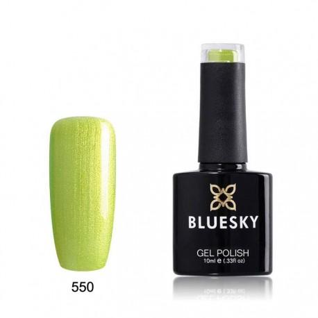 Esmalte permanente BLUESKY 550
