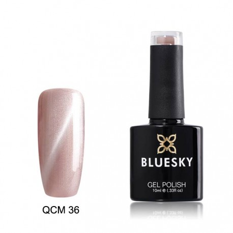 Esmalte permanente BLUESKY CAT EYE 036