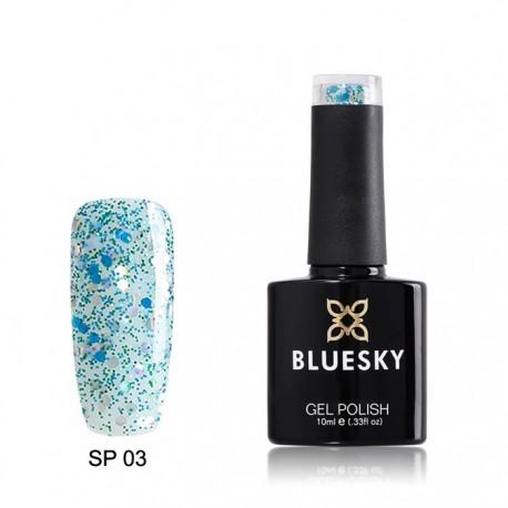 Esmalte permanente BLUESKY SP03