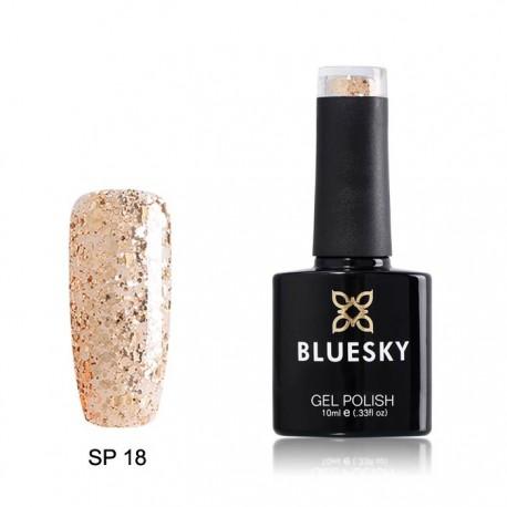 Esmalte permanente BLUESKY SP18