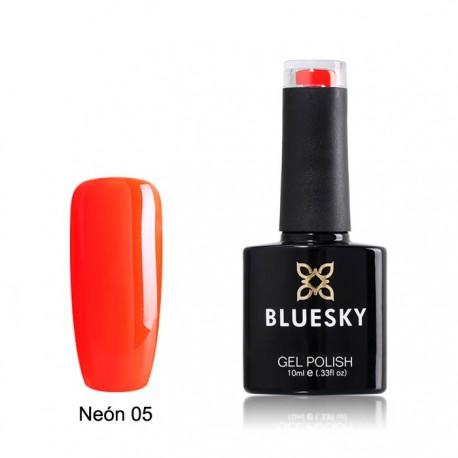 Esmalte permanente BLUESKY NEON 05