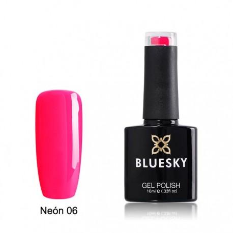 Esmalte permanente BLUESKY NEON 06