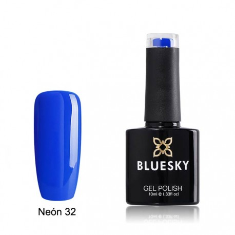 Esmalte permanente BLUESKY NEON 32