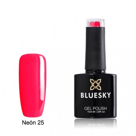 Esmalte permanente BLUESKY NEON 25