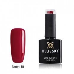 Esmalte permanente BLUESKY NEON 18