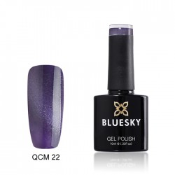 Esmalte permanente BLUESKY CAT EYE 022