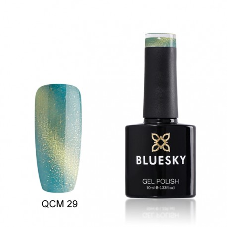 Esmalte permanente BLUESKY CAT EYE 029