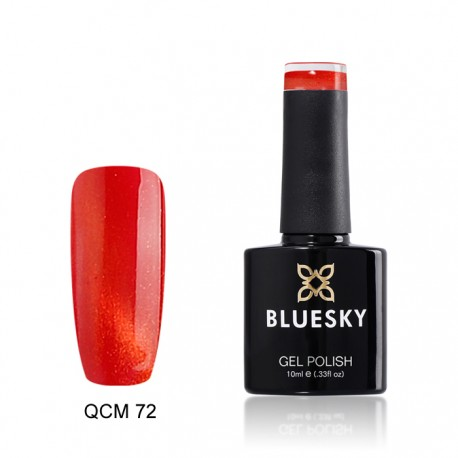 Esmalte permanente BLUESKY CAT EYE 072