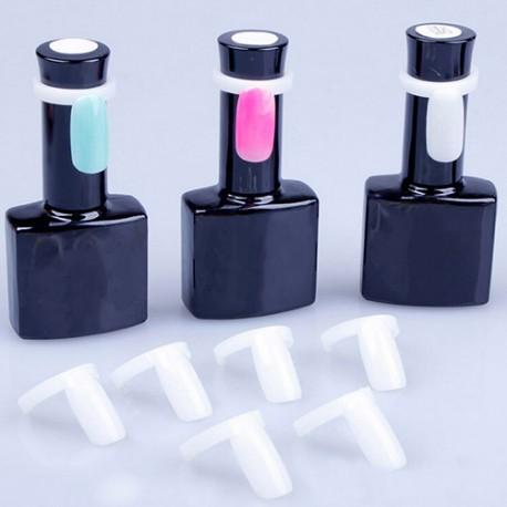 Expositor anillo para esmalte 10 unidades