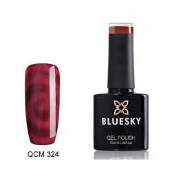 Esmalte permanente BLUESKY CAT EYE 324