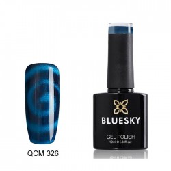 Esmalte permanente BLUESKY CAT EYE 326