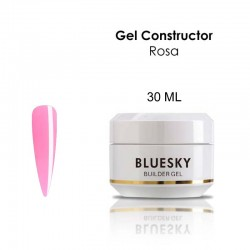 Gel constructor BLUESKY 30 ml. Rosa