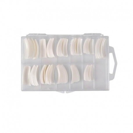 Tips blancos caja 100 unid.